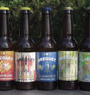 gamme de bières brasserie breguet revel